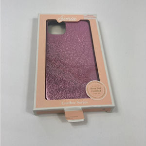 NWT Sonix iphone 11 pro leather case